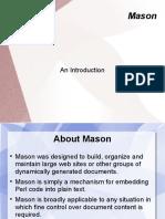 Mason - 1