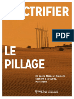 Electrifier le Pillage (2016)
