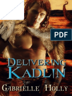 Gabrielle Holly - Delivering Kadlin
