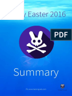 Hacky Easter 2016 Solutions
