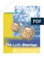 LUBO Machinery Bearing Catalogue
