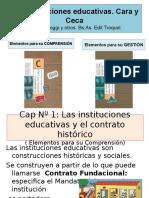 Las Instituciones Edeucativas Phpapp02