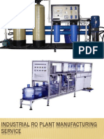 Industrial Ro Plant Manufacturer and Supplier