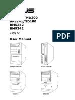 BM5242 BM5342 BM5642 User Manual