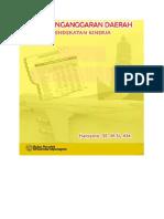 0002 - Buku Perencanaan Dan Penganggaran Daerah Pendekatan Kinerja - 2008 BP Undip