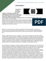 Franco Dictador o Colonizador