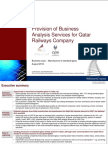 120823 Business Case - Manufacture of Standard Glass (NXPowerLite)