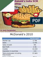 McDonalds SCM