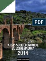 Atlas Socioeconomico Extremeño 2014