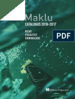 Maklu Catalogus 2016-17 Web