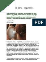 Cogumelo Alimento do bem, Cultive Saúde - nutrição - medicina preventiva