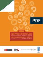 Diálogo y Prevención y Gestión de Conflictos Sociales - OnDS
