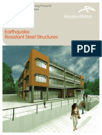 ArcelorMittal Sections Earthquake Resistant Steel Structures en(1)