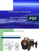 Automobile Industries Updated