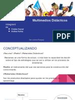 Multimedios Didácticos