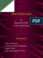 Data Warehousing Tools 2