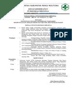 8.4.3.1 - 117 Ketentuan Tentang Keharusan Tiap Pasien Mempunyai Satu Rekam Medis Dan Metode Identifikasi Pasien
