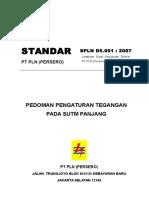 SPLN D5 001 2007 ver 141207 R2