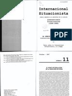 Internacional Situacionista 3.Vol.