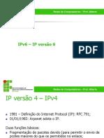 Redes 2016-IPv6