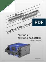 ATON BAUER Vclx Battery