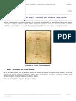 Biographie Leonard de Vinci Lhomme Qui Voulait Tout Savoir