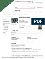 China Alloy Steel (H10_H11_H12_H13_H14) - China Alloy Steel, Die Steel