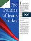 Poltiics of Jesus Today