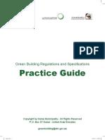 Practice Code for Green Building Part 1