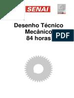 Desenho Técnico Mecânico_84Horas