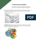 Tic II- Tarea 4, Fundamentos Técnicos de Internet