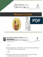 Clase Elementos Género Lírico.ppt