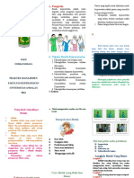 Leaflet Infeksi Nasokomial