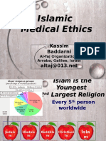 5d Islamic Medical Ethics