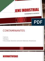 Higiene Industrial- Repaso