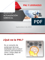 Programacion Neurlinguistica