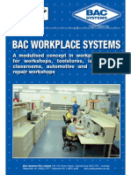 BAC Catalogue Blue 2010