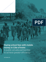 2015 GSMA Paying School Fees With Mobile Money in Cote DIvoire