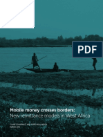 2015 MMU Mobile Money Crosses Borders New Remittance Models in West Africa