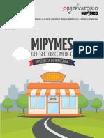 Observatorio MIPYME Boletín No. 7 - Sector Comercio Web