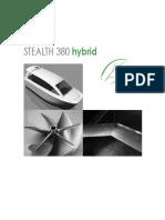 Stealth 380 Ruv Hybrid 13 09 19
