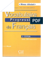 Vocabulaire Progressif
