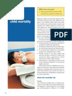 MDG 4 - Reduce Child Mortality