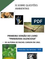 77768-Aula 3 Eventos Sobre Questões Ambientais