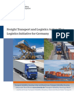 Action Plan Freight Transport and Logistic