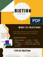 friction- physic