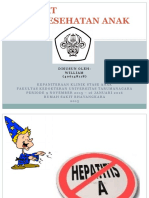 Referat Hepatitis A