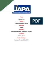 Trabajo Final Didáctica Especial de Las Ciencias Sociales