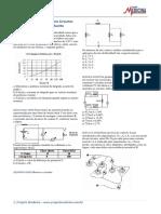 Exercicios Fisica Eletrodinamica Circuitos Eletricos Malhas Multiplas Gabarito