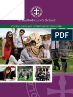 St Barts Online Sixth Form Courses Guide 17-18
